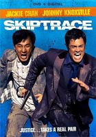 Cover image for Skiptrace [videorecording DVD]