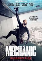 Imagen de portada para Mechanic: resurrection [videorecording DVD]