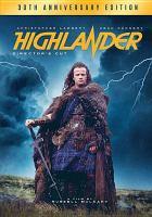 Imagen de portada para Highlander [videorecording DVD]
