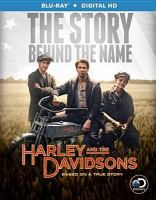 Cover image for Harley and the Davidsons [videorecording DVD]
