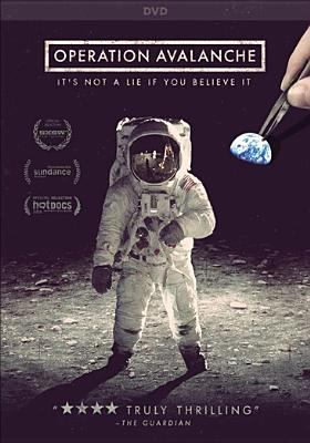 Cover image for Operation avalanche [videorecording DVD]