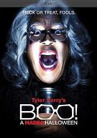 Cover image for Boo! : a Madea Halloween [videorecording DVD]
