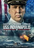Cover image for USS Indianapolis [videorecording DVD] : men of courage
