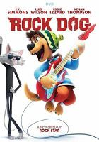 Cover image for Rock dog [videorecording DVD]