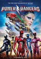 Cover image for Power Rangers [videorecording DVD]