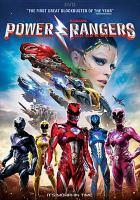 Imagen de portada para Power Rangers [videorecording DVD]