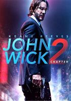 Cover image for John Wick. Chapter 2 [videorecording DVD]