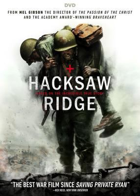 Cover image for Hacksaw Ridge [videorecording DVD]