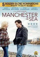 Cover image for Manchester by the sea [videorecording DVD]