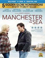 Cover image for Manchester by the sea [videorecording Blu-ray]