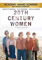 Cover image for 20th century women [videorecording DVD]