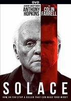 Cover image for Solace [videorecording DVD] (Anthony Hopkins version)
