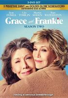 Cover image for Grace and Frankie. Season 2, Complete [videorecording DVD]