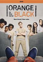 Cover image for Orange is the new black. Season 4, Complete [videorecording DVD]