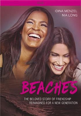 Cover image for Beaches [videorecording DVD] (Idina Menzel version)