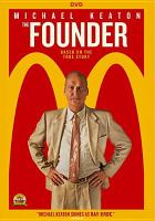 Cover image for The founder [videorecording DVD]