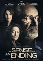 Cover image for The sense of an ending [videorecording DVD]