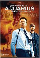 Cover image for Aquarius. Season 2, Complete [videorecording DVD]