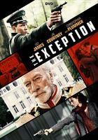 Imagen de portada para The exception [videorecording DVD]