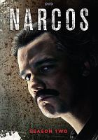 Cover image for Narcos. Season 2, Complete [videorecording DVD]