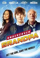 Cover image for Undercover grandpa [videorecording DVD]
