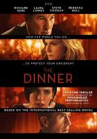 Cover image for The dinner [videorecording DVD]