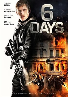 Cover image for 6 days [videorecording DVD]