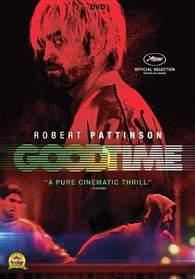 Cover image for Good time [videorecording DVD]