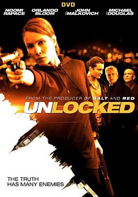 Cover image for Unlocked [videorecording DVD]