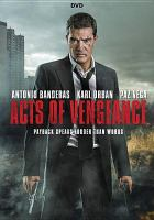 Cover image for Acts of vengeance [videorecording DVD]