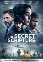 Cover image for The secret scripture [videorecording DVD]