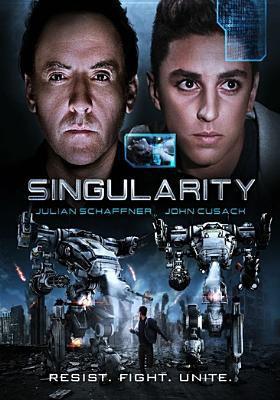 Cover image for Singularity [videorecording DVD]