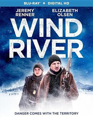 Cover image for Wind River [videorecording Blu-ray]