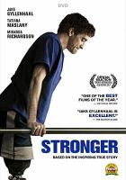 Cover image for Stronger [videorecording DVD]