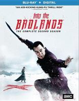 Cover image for Into the Badlands. Season 2, Complete [videorecording Blu-ray]