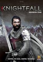 Cover image for Knightfall. Season 1, Complete [videorecording DVD]