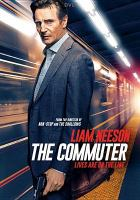 Cover image for The commuter [videorecording DVD]