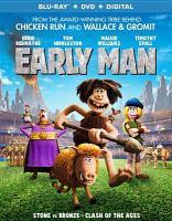 Imagen de portada para Early man [videorecording Blu-ray]