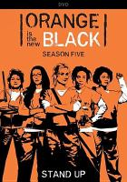 Cover image for Orange is the new black. Season 5, Complete [videorecording DVD]