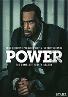Cover image for Power. Season 4, Complete [videorecording DVD]