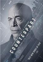 Cover image for Counterpart. Season 1, Complete [videorecording DVD]