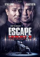 Cover image for Escape plan 2 : Hades [videorecording DVD]