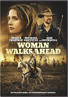 Cover image for Woman walks ahead [videorecording DVD]