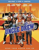 Cover image for Uncle Drew [videorecording Blu-ray]