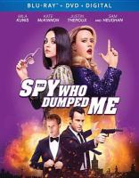 Cover image for The spy who dumped me [videorecording Blu-ray]
