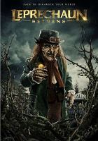 Cover image for Leprechaun returns [videorecording DVD]