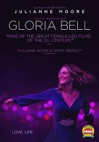 Cover image for Gloria Bell [videorecording DVD]