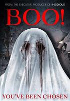 Cover image for Boo! [videorecording DVD] : You've been chosen