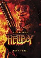 Cover image for Hellboy [videorecording DVD] (David Harbour version)