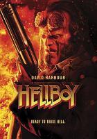 Imagen de portada para Hellboy [videorecording DVD] (David Harbour version)